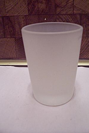 Satin Glass Juice Glass (Image1)