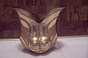 Brass Decorative Vase (Image1)