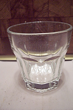 Crystal 8-sided High Ball Glass