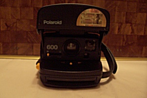Polaroid 600 Instant Land Film Camera