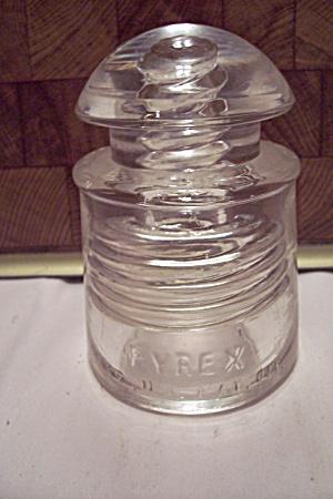 Pyrex BK Clear Glass Insulator (Image1)