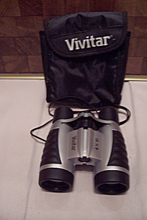 Vivitar 4 X 30 Binoculars With Soft Case (Image1)