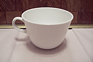 Corning Corelle White Glass Cup (Image1)