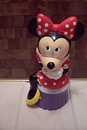 Disney Applause Minnie Mouse Bank