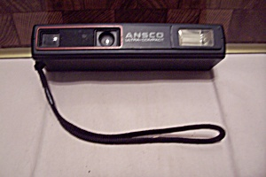 Ansco 500 Ultra-compact Film Camera