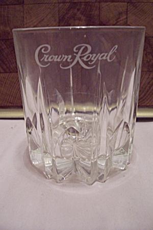 Crystal Crown Royal High Ball Glass (Image1)