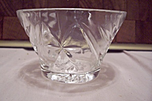 Fire King/Anchor Hocking EAPC Crystal Glass Sherbet (Image1)