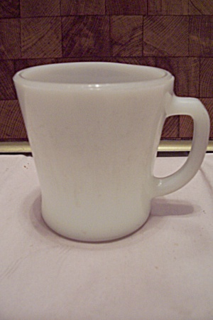 Fire King/anchor Hocking Milk Glass Mug