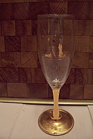 Crystal 1994 Prom Champagne Glass