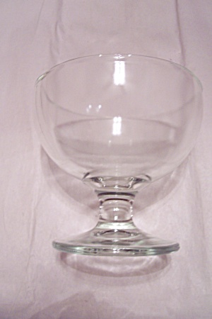 Crystal Glass Pedestal Bowl