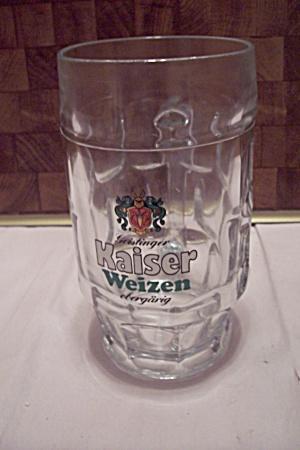 Crystal Glass Geistlinger Kaiser Weizen Beer Mug (Image1)