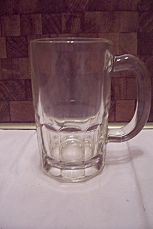Anchor Hocking Crystal Glass Beer Mug (Image1)