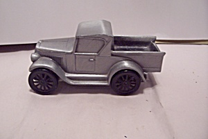 Metal Diecast 1928 Pu Truck Bank