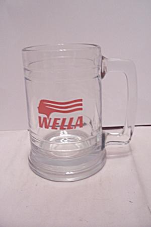 WELLA Crystal Glass Mug (Image1)