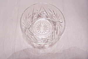 Fire King/Anchor Hocking EAPC Crystal Glass Bowl (Image1)