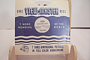 View-master Reel For Panama City, Panama #530