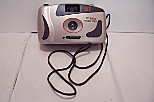 Ds-max Hc 2000 Focus Free 35mm Film Camera