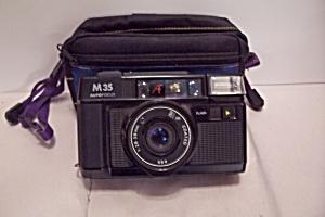Sears M35 AUTOFOCUS 35mm Film Camera (Image1)