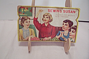 Sewing Susan Gold Eye Needles Packet