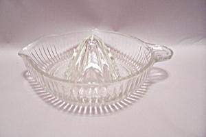 Crystal Pattern Glass Reamer (Image1)