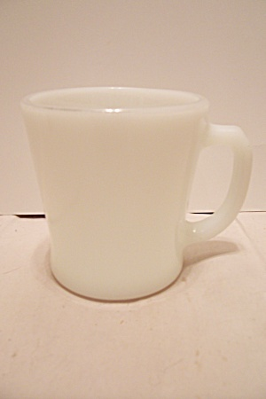 Fire King/anchor Hockung Milk Glass Mug