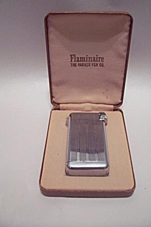 Parker Flaminaire Pocket Lighter With Case (Image1)