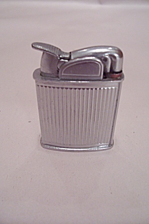 Evans Chrome Pocket Lighter