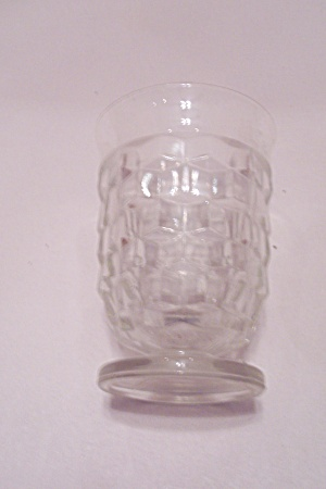 Indiana Southhall Pattern Crystal Juice Glass (Image1)