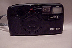 Pentax Zoom60-x Af 35mm Film Camera