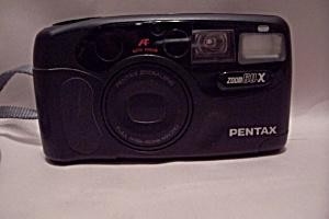 Pentax Zoom60-X AF 35mm Film Camera (Image1)