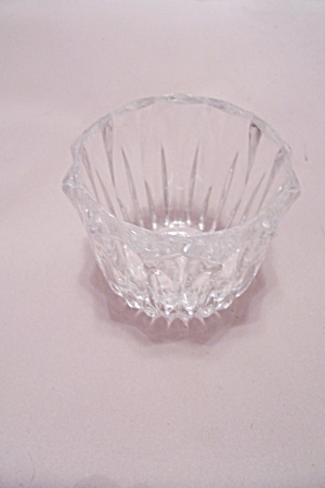 Crystal Glass 12-Sided Toothpick Holder (Image1)
