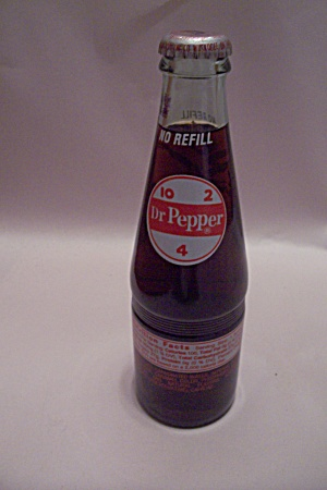 Souvenir Dublin, Tx Dr. Pepper Bottle