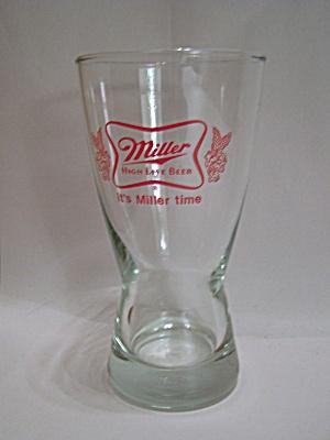 Miller Crystal Beer Glass (Image1)