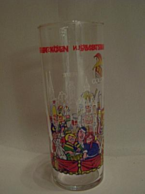 Stadtsparkasse Koln Souvenir Drink Glass (Image1)