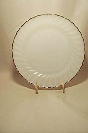 Fire King/Anchor Hocking Golden Shell Dinner Plate (Image1)