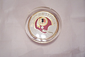 Washington Redskins Paperweight