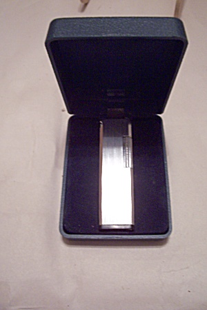 Colibri Pocket Lighter With Case