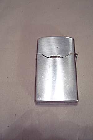 Carlyle Chrome Butane Gas Pocket Lighter