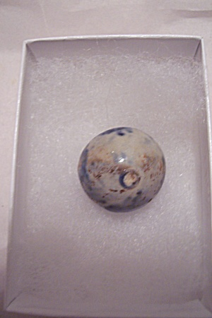 Large Gray & Charcoal Slag Marble (Image1)