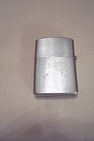 Crown Chrome Pocket Lighter