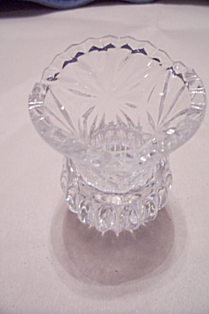 Crystal Glass Pineapple Shaped Toothpick Holder (Image1)