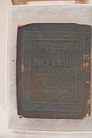 The Holy Grail By Tennyson