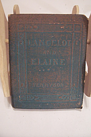 Lancelot And Elaine By Alfred Tennyson