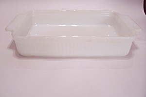 Fire King/anchor Hocking #1441 Glass Loaf Pan