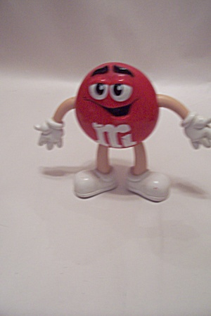 M & M Advertising Character
