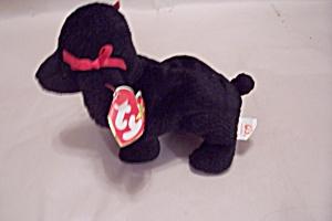 25fedf75427 Gigi Ty Beanie Baby Black Poodle