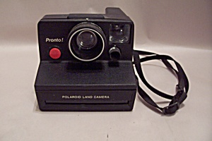 Polaroid Pronto Instant Land Camera
