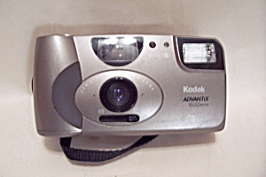 Kodak Advantix 1600 Auto Film Camera (Image1)