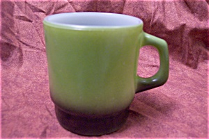 FIREKING Avocado Green Mug With Black Base (Image1)