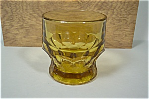 FireKing/Anchor Hocking  Amber Juice Glass (Image1)